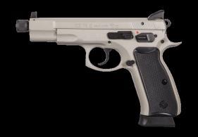 CZ 75 B Omega 9mm Urban Grey Suppressor-Ready NS