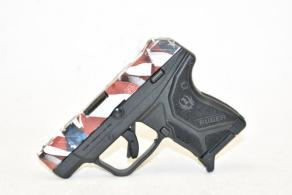 "Ruger LCP II .380 ACP 6rd Magazine 2.75"" Barrel ""One Nation"" Dipped Slide - 03794"