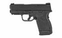 Springfield XDS 9MM 3.3 BLK 8RD GEAR UP - XDS9339BER18
