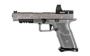 ZEV Technologies OZ9 Compact 9MM 4.5 17RD GRY/BLK - OZ9COMPGRYBCO