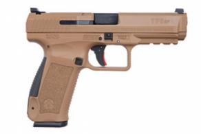Canik 55 TP9SF ONE SER 9MM 18RD DDE - HG4989DFN
