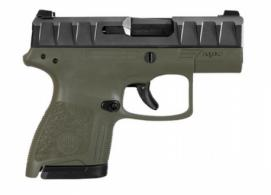 Beretta APX CARRY 9MM ODGRN 6/8RD - JAXN92007