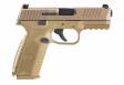 FN HERSTAL FN 509 9MM DA 17RD Flat Dark Earth FS - 66100489