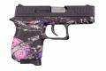 Diamondback Firearms DB9 G4 9MM DAO MG CAMO 6R - DB9MGG4