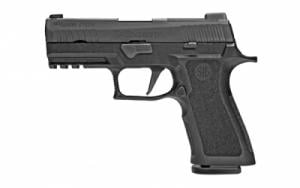 Sig Sauer P320 X-CARRY 3.9 17RD Black Night Sights - 320XCA9BXR3R2