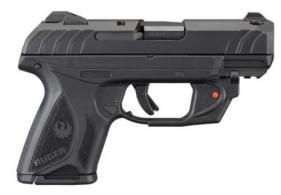 Ruger Security-9 Compact 9mm 10+1 w/Viridian Laser - 3830