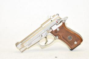 Used Beretta 85FS Cheetah  380 Nickel