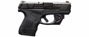 "Mossberg MC1sc 9mm 3.4"" 6rd&7rd Viridian Laser (Red) - 89004LE"