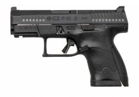 "CZ LE P-10s 9mm 3.5"" Night Sights Black 12rd - 95160LE"