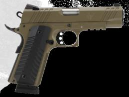 "Devil Dog Arms 4.25"" .45 ACP Cerakote Flat Dark Earth  - DDA-425R-CF45"
