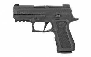 SIG SAUER P320 X-COMPACT 3.6 15RD Black Night Sights - 320XC9BXR3R2