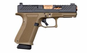 Shadow Systems MR918 ELTE 9MM 15R OPS Flat Dark Earth - MR918FEODSUBSENP