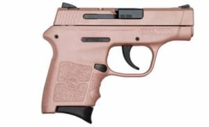 "Smith & Wesson - M&P Bodyguard 380, 380 Auto, 2.75"" Barrel, Rose Gold Cerakote, 6-rd - 109381RG"