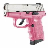 SCCY CPX-3 .380acp Two Tone Pink grip SCCY CPX-3 .380acp Two Tone Pink grip 10 round Magazine  - CPX3TTPK