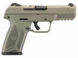 Ruger 9 9MM 4 JUNGLE GREEN 15RD - 3827