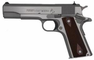 COLT GOVT 38SUP 5 Stainless Steel SERIES 70 - O1911CSS38