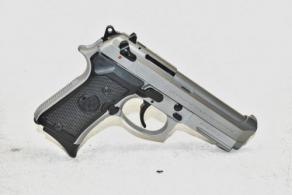 Used Ber 92FS Compact L 9mm - IUBER103019A