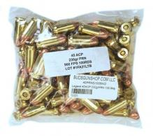 Legend .45 ACP 230GR PRN 100rd Bag - 45PRNS100BAG