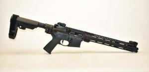 Used Ruger AR556 UPGRADES - IURUG110119A