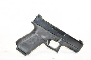 Used Glock 19 G5 9mm - IUGLO110719