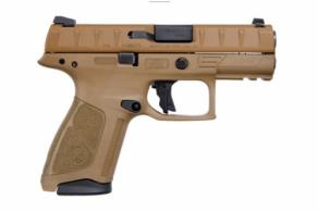 Beretta APX CENT 9MM Flat Dark Earth Pistol 15RD - JAXQ92105
