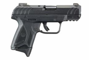 RUGER SEC 9 PRO Compact 9MM B 10RD - 3815