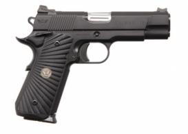 Wilson Combat TAC CARRY CMDR AMB 9MM Black - TCCOM9A
