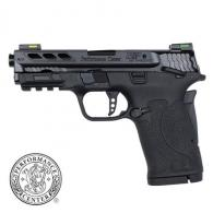 Smith & Wesson LE M&P380 Shield EZ M2.0 PC Black Ported Barrel - 12717LE