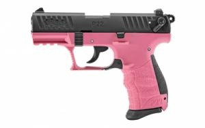 Walther Arms P22Q .22 LR 3.42 HOT PINK 10RD - 5120756