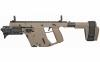 KRISS VECTOR SDP SBXK .45 ACP 6.5 Flat Dark Earth - KV45-PSBFD31