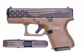 GLOCK G26 G5 Flat Dark Earth 9MM 10+1 3.46 FLAG - UA2650201DEDF