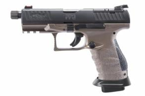 Walther Arms PQ M2 Q4 TAC 9MM COY 4.6 Threaded Barrel - 2825929PRCT