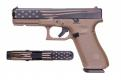 GLOCK G17 G5 Flat Dark Earth 9MM 17+1 4.49 FLAG - PA1750203DEDF