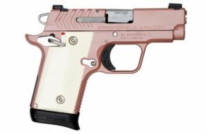 "Springfield Armory - 911, 380 ACP, 2.7"" Barrel, Tritium Sights, Rose Gold, Rose Gold Pvd Barrel, 6 & 7rd Mags - PG9109PGRG"