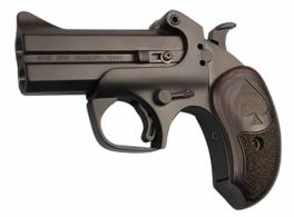 "Bond Arms - Blackjack, 45 Colt/410, 3.5"" Barrel, Fixed Sights, Black Ash Grip, Black Stainless - BABJ45410"