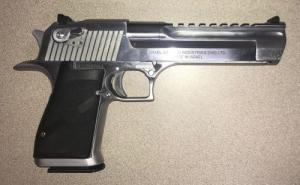 Used Magnum Research Desert Eagle XIX Stainless Steel - RDE44BC
