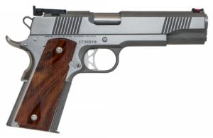 "Dan Wesson 01943 Pointman PM-45 .45 ACP 5"" 8+1 Stainless Steel Cocobolo Grip - 01943"