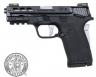 Smith & Wesson LE M&P380 PC Shield EZ M2.0 Silver Ported Barrel - 12718LE