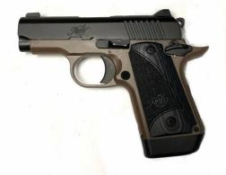 Used Kimber Micro 9 9mm No Box, One Magazine - UKIM1222202