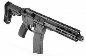 "Smith & Wesson LE M&P15 Pistol 5.56mm 7.5"" No Sights - 13320LE"