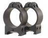Warne Scope Rings w/Matte Finish - 213M