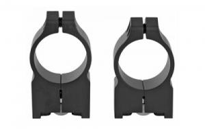 "Warne 1"" Medium Matte Scope Rings For Ruger 77/22 - 1R7M"