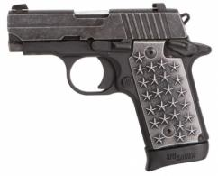 Sig Sauer 238380WTP P238 We The People Single .380 ACP (ACP) 2 - 238380WTP