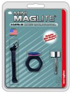 MagLite Kit Include 3 Lenses/Anti-Roll Device/Lens Holder/Wr - AM2A016