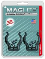 MagLite D-Cell Flashlight Mounting Bracket - ASXD026