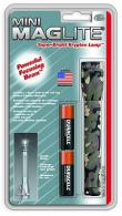 MagLite Blister Pack Includes Flashlight & 2 AA-Cell Batteri - M2A026