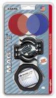 MagLite Pack Includes Anti-Roll Device/Lens Holder/3 Lenses - ASXX376