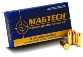 Magtech 9MM 124 Grain Full Metal Case