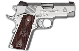 Springfield Ultra Compact Loaded SS 1911 - PX9161LP