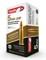 CENT 5MM 30GR HOLLOW POINT 50/BOX - AC5MMV